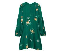 Kleid mit volant-details