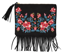 Clutch Embroidered