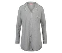 Nachthemd Menshirt Grau