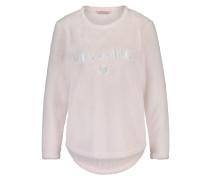 Sweater Fleece Cuddle Rosa