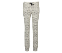Lange Sweatpants Grau