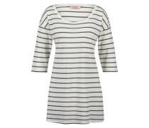 Nachthemd Stripe Grau