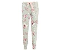 Pyjamahose, jersey Rosa