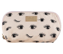 HKM Spa Make-up-Tasche Eyes Print