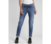 Jeans Gerda Slim Fit Deep Crotch Jeans
