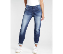 Gerda Relaxed Fit Deep Crotch Jeans