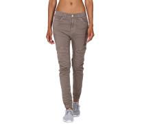Gang Giulia Deep Crotch Slim Fit Cargo Damen Hose
