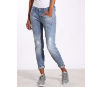 Gang Love Skinny Fit Deep Crotch Jeans