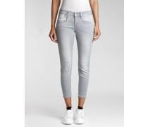 Nele X Cropped Fit Jeans
