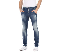 Gang Salvo Low Crotch Slim Fit Jeans