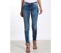 Picara Skinny Fit Low Rise Jeans
