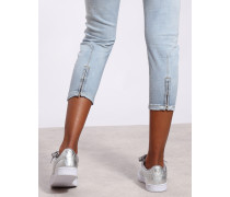 Arcacia Cropped Skinny Fit Jeans