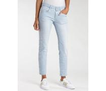 Sana - Slim Fit Jeans - denim hellblau