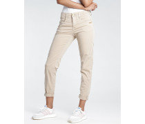 Amelie Relaxed Fit Damen Hose