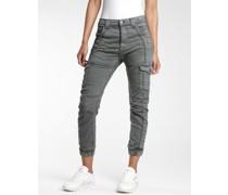 Giselle Deep Crotch Cargo Hose