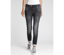 Marge Slim Fit Deep Crotch Jeans