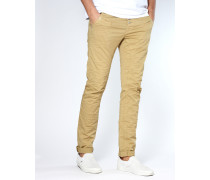 Salvo Low Crotch Slim Fit Hose
