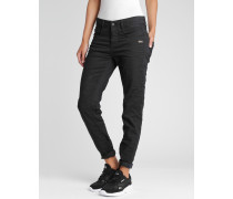 Amelie Cropped Relaxed Fit Jeans