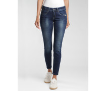 Faye Skinny Fit Cropped Jeans