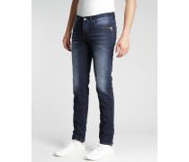 Nico Slim Fit Low Crotch Jeans