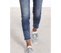 Gang Nena Skinny Fit Cropped Jeans
