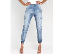 GANG Giselle Cargo - slim fit Jeans