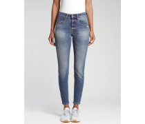 Felicia High Rise Skinny Fit Jeans