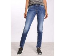 Gang Jay Slim Fit High Rise Jeans