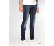 Mirko Skinny Fit Jeans
