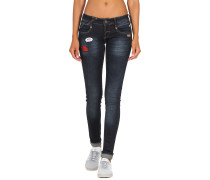 Gang Nena Skinny Fit Patches Jeans