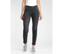 Massima Slim Fit High Rise Jeans