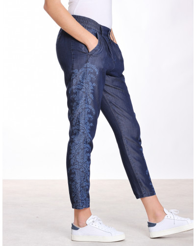 Anne Relaxed Fit Hose