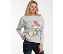 Sandy Flower Pullover