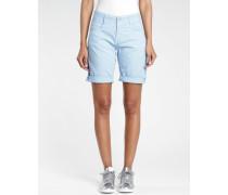 Amelie - Relaxed Fit - Bermuda Shorts - hellblau