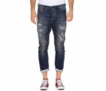 Gang Italo Fitness Denim Baggy Rise Jeans