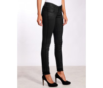 Gang Nena Skinny Jeans striped gecoated