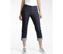 Luisa Straight Fit Extra Cropped Jeans