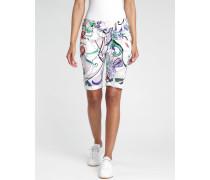 Marge - Deep Crotch Shorts - bedruckt