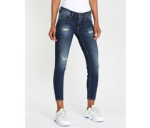 GANG Miss Faye cropped - superskinny fit Jeans