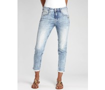 Amelie Cropped Jeans