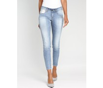 GANG Faye cropped - skinny fit Jeans