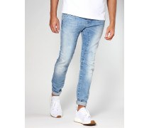 Salvo Low Crotch Jeans