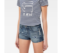 Arc Ultra-High Waist Skinny Shorts
