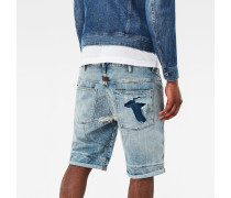 5621 3D 1/2 Length Shorts