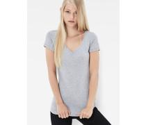 Basic T-Shirt Cap Sleeve