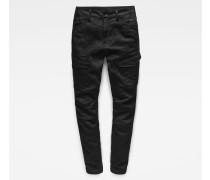 Rovic Deconstructed Mid Waist Skinny Pants