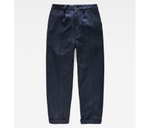 Bronson Loose Pleat 3D Chino