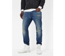 Revend Zip Straight Jeans