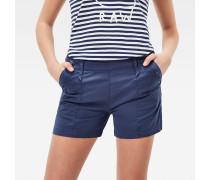 Lanc Navy Shorts