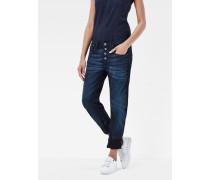 New Arc 3D Button Low Boyfriend Jeans